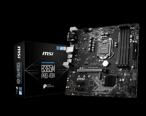 Mainboard MSI b365