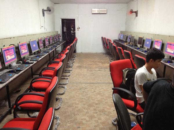 lắp đặt phòng net tại Thái Bình