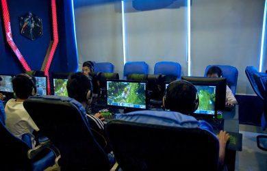 Lắp đặt phòng game tại Hoàn Kiếm