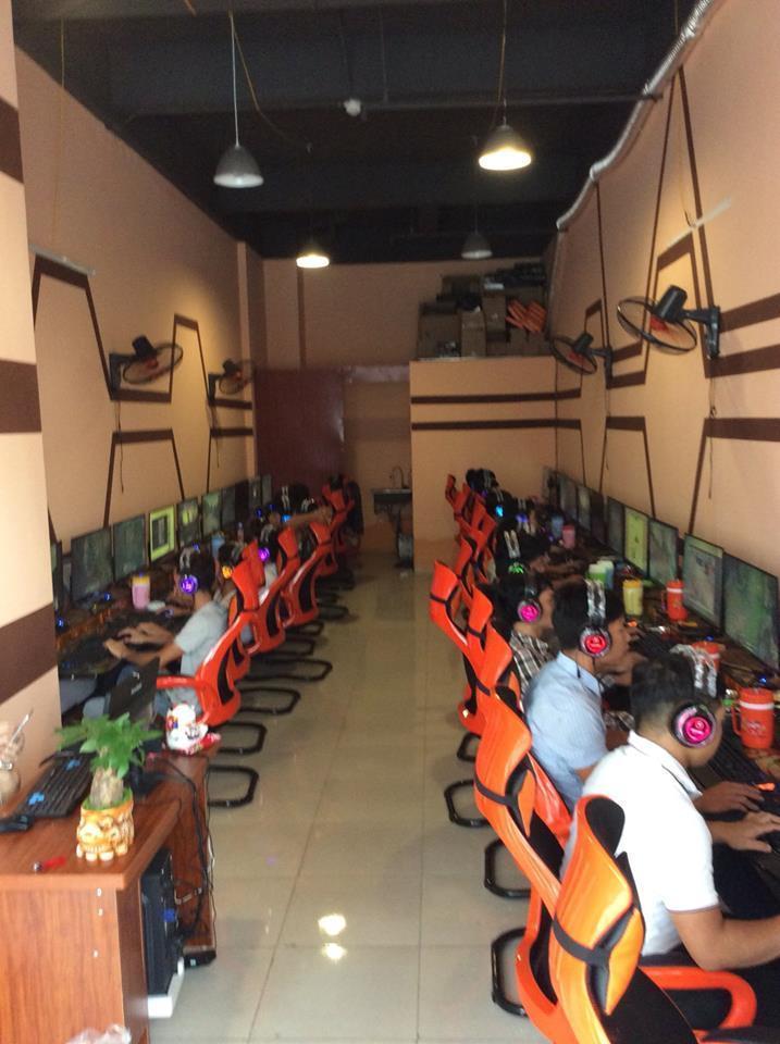 Lắp đặt phòng net tại Phú Thọ trọn gói