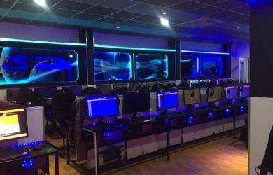Lắp đặt phòng net tại Điện Biên