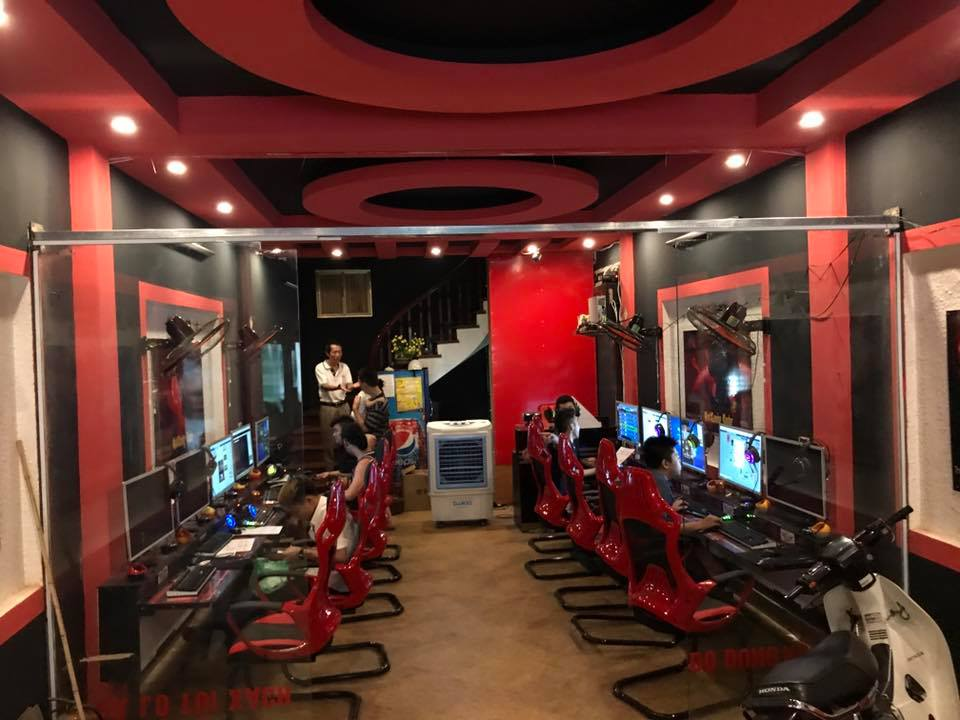 lắp đặt phòng net tại Hà Nam