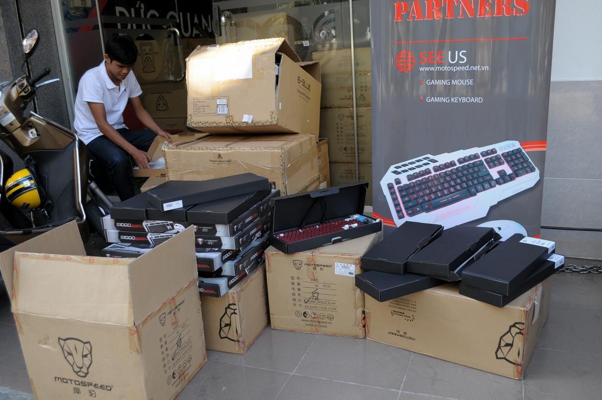 Lắp đặt phòng net tại Ninh Thuận