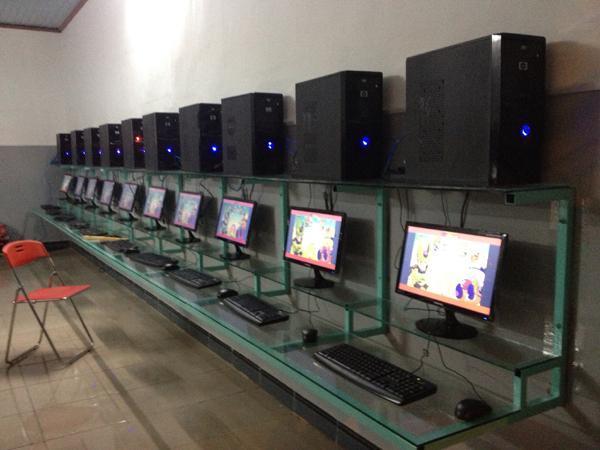 Lắp đặt phòng net tại Phú Yên