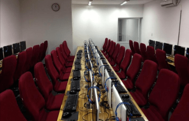 lắp đặt phòng net tại Hưng Yên