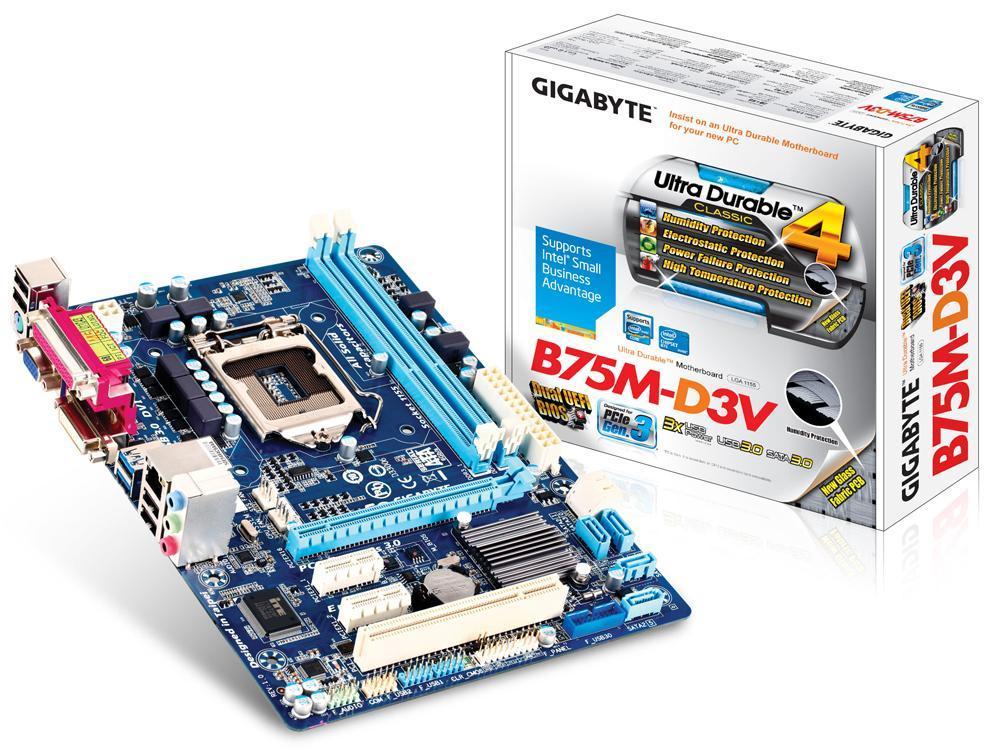Gigabyte-B75M