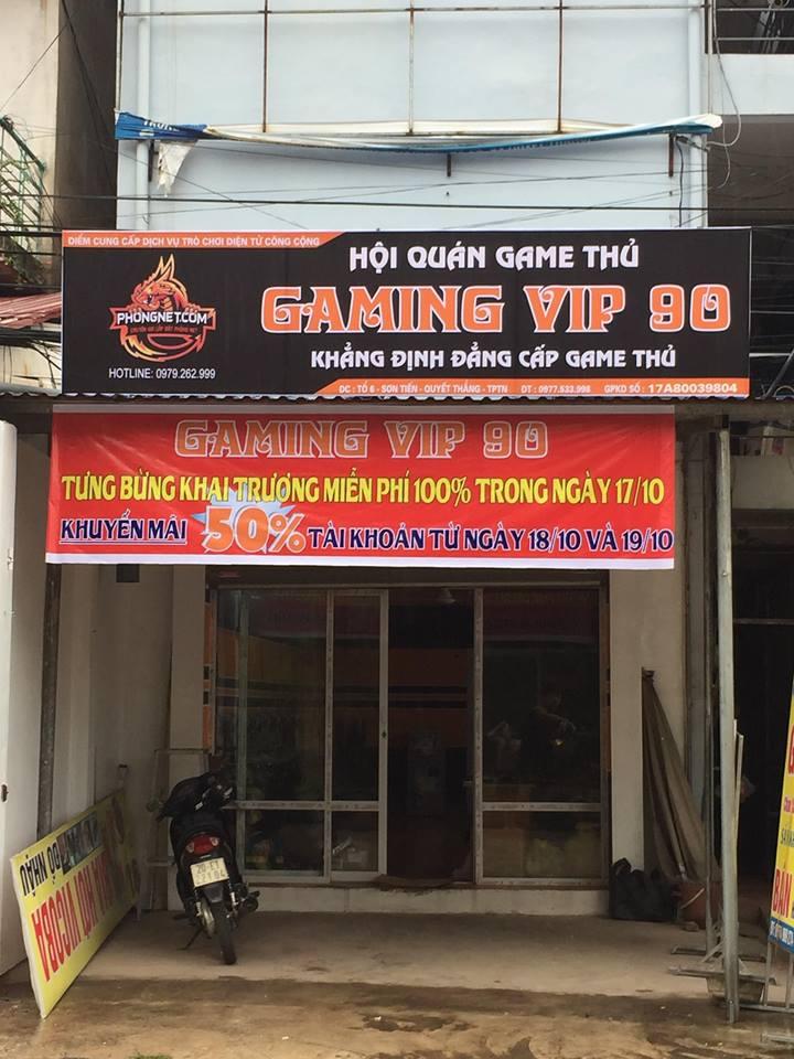 Gaming VIP 90