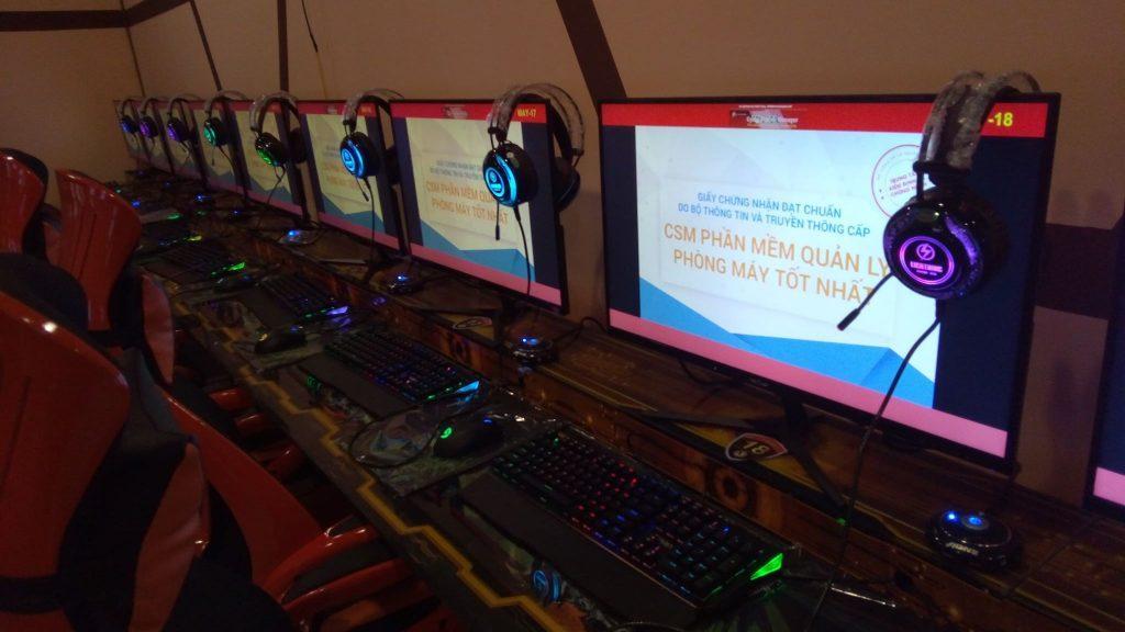 hình ảnh Dự án HD game center 1