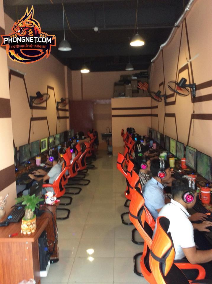 hình ảnh Dự án HD game center 3