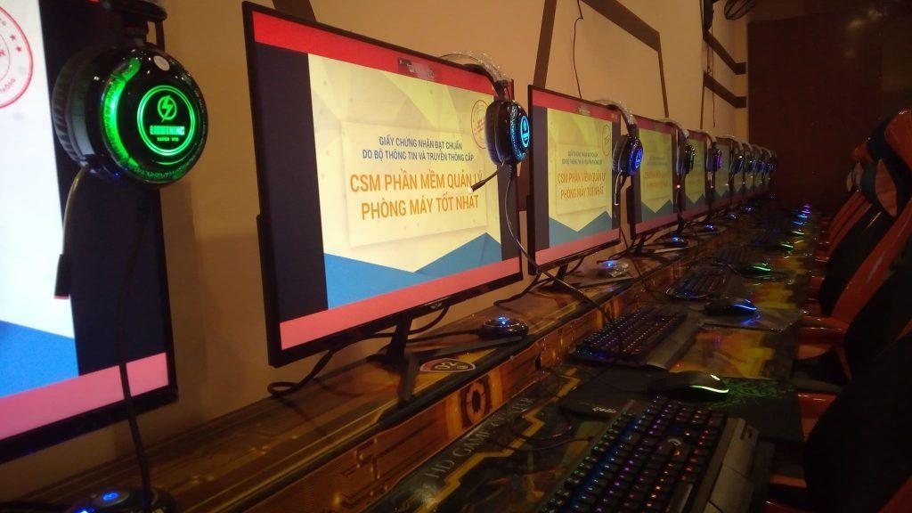Dự án HD game center thanh oai 1