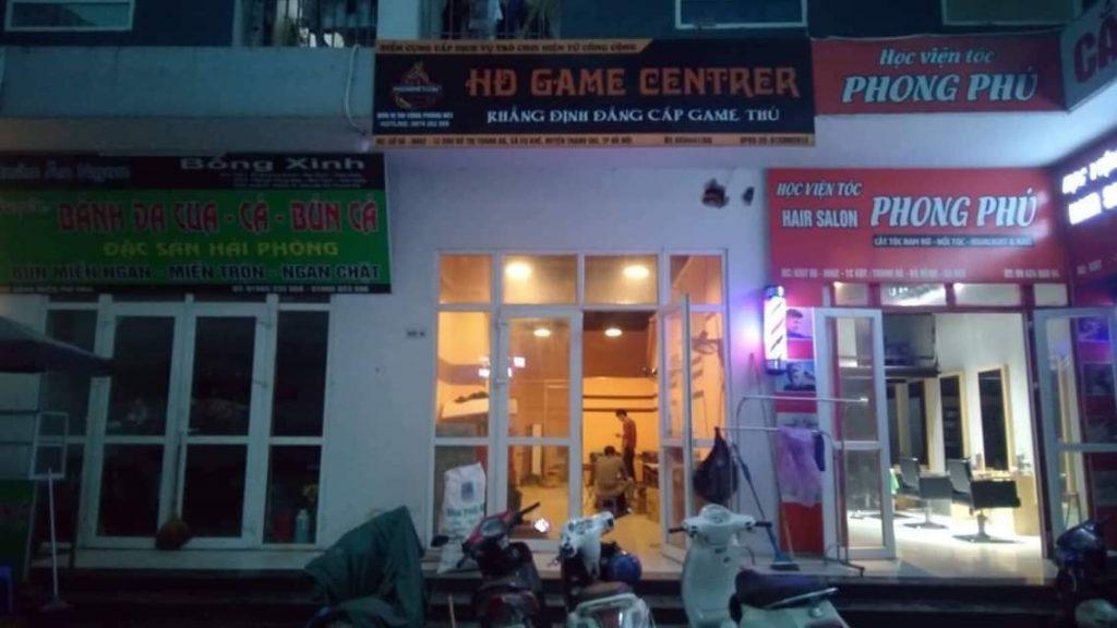 HD Game Center - Cyber Game Mini đạt chuẩn tại Thanh Oai