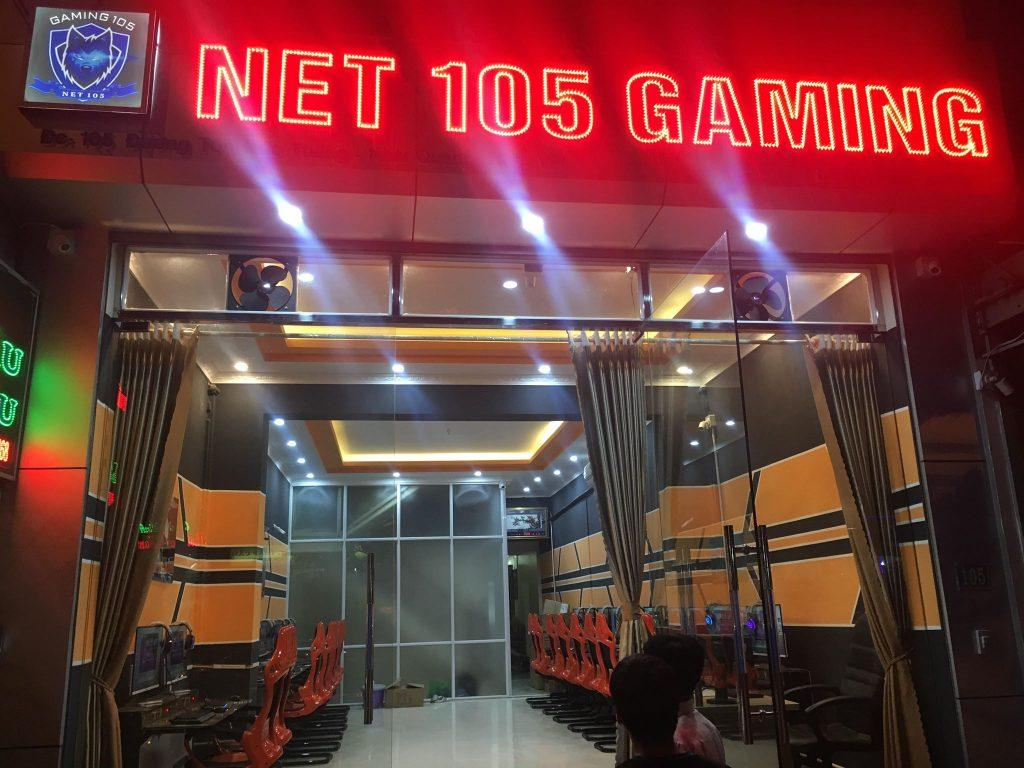 Dự án 105 Gaming Center phongnet.com