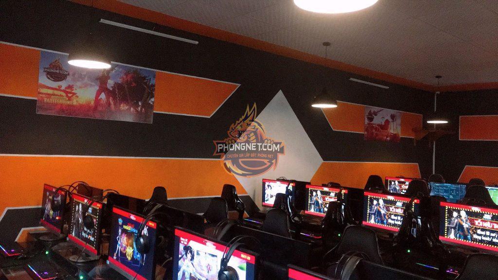 Hoàng Gia Gaming Center 4