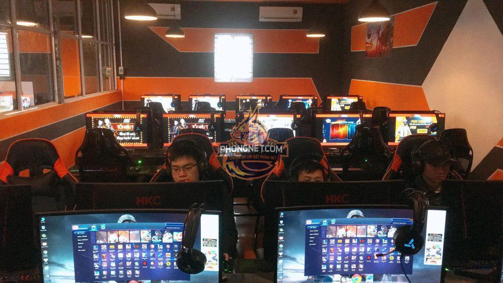 Hoàng Gia Gaming Center 6