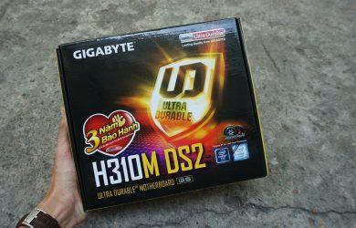 Đánh giá Mainboard Gigabyte H310 Ds2