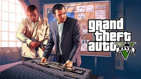 Phím tắt chơi game gta 5