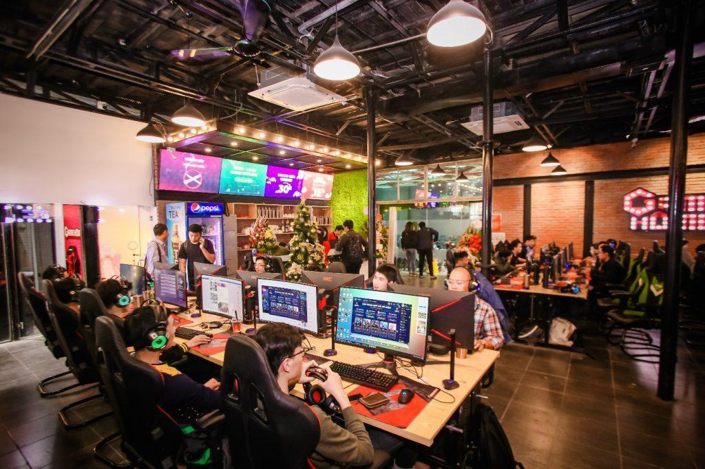 Cyber Game là gì?