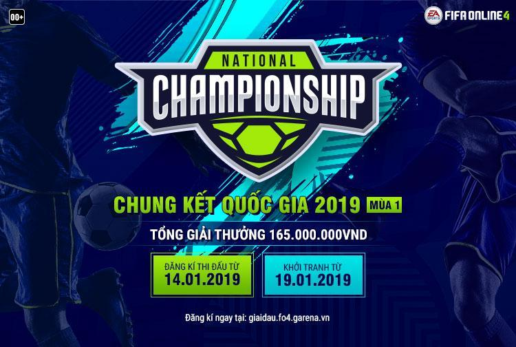 Tổ chức thi đấu giải Fifa online 4