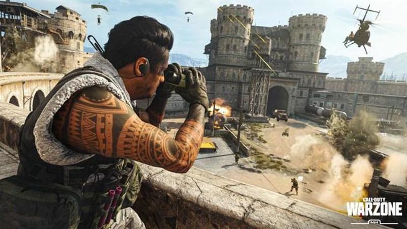 Cách chơi Call of Duty: Warzone