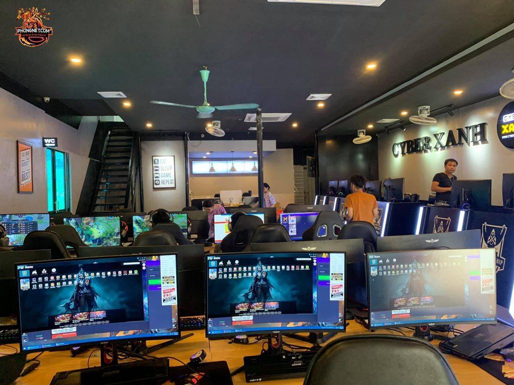 Dự án Cyber Xanh Tam Tầng 3