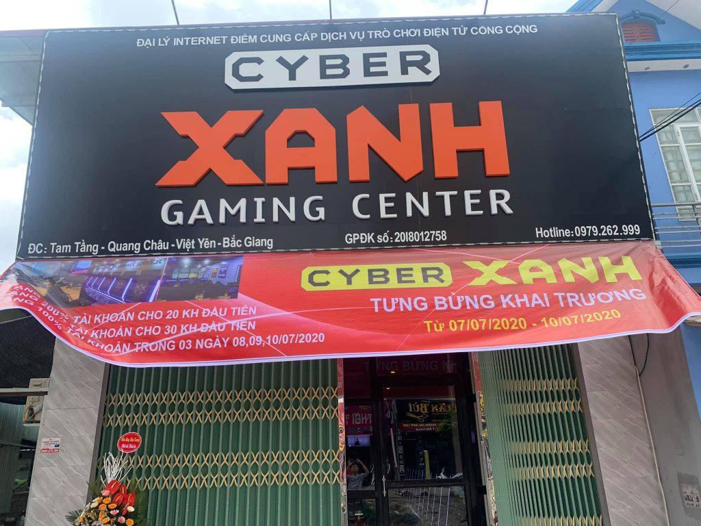 Dự án Cyber Xanh Tam Tầng