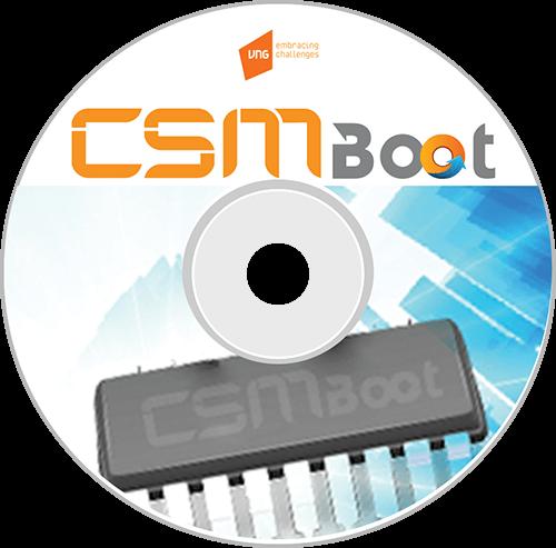 CSM Boot - Phần mềm quản lý bootrom