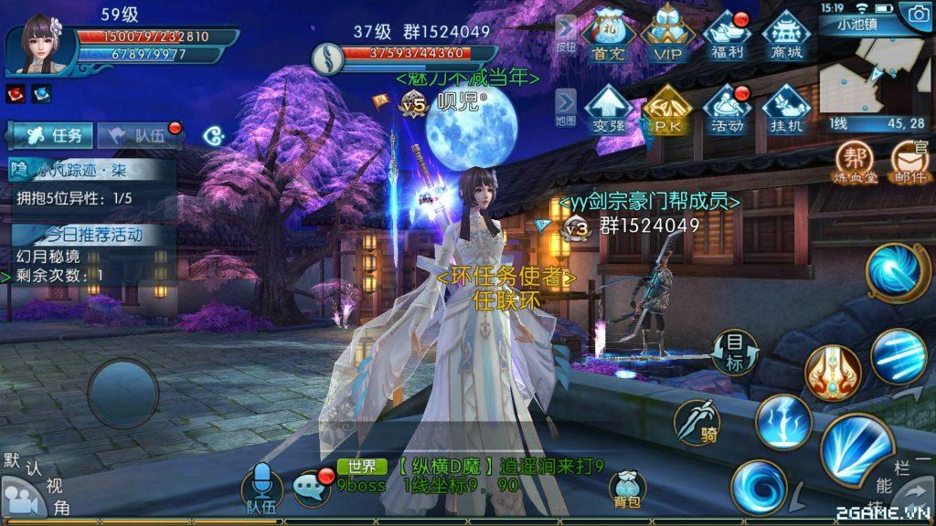 Top game nhập vai mobile hay 5