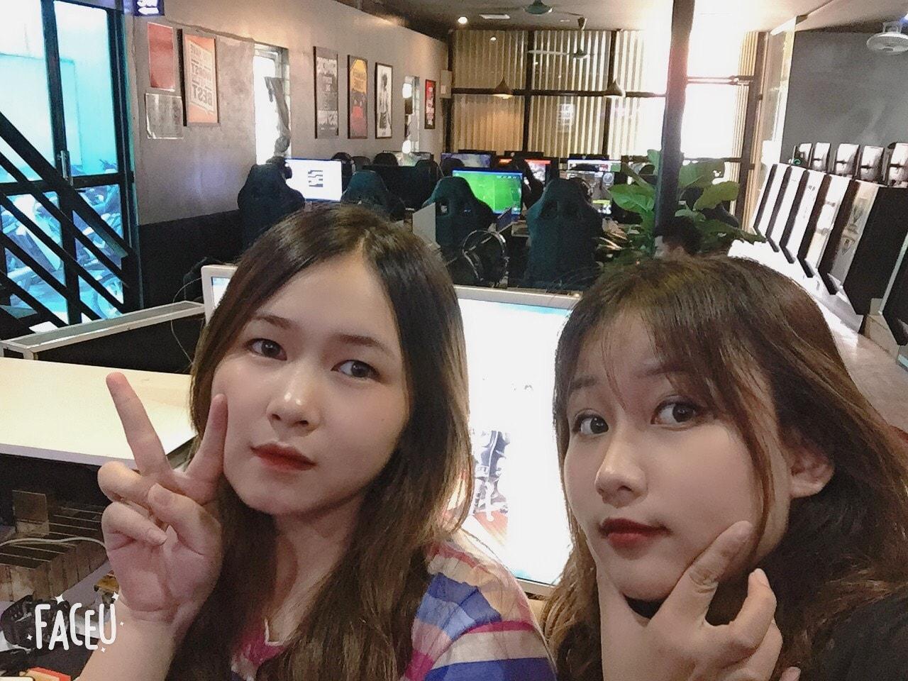 Cyber Xanh Tam Tầng 2