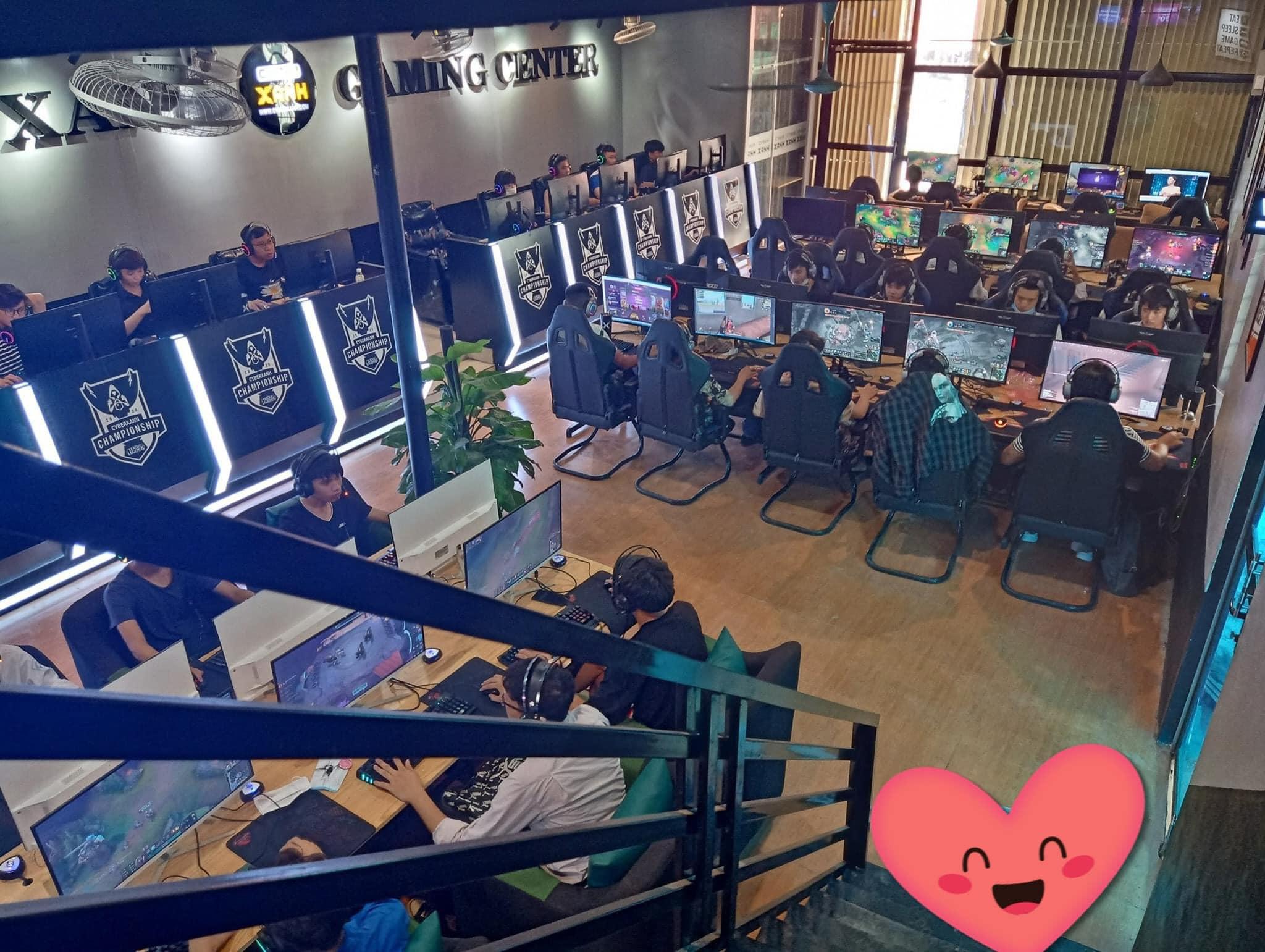 Cyber Xanh Tam Tầng 3