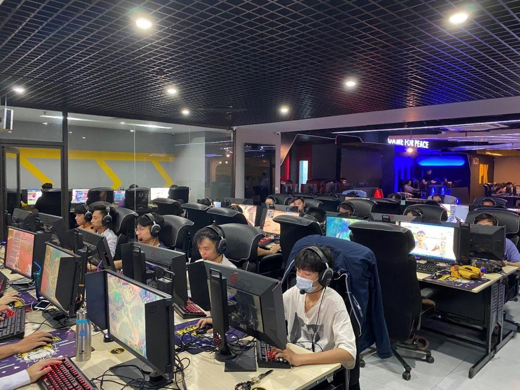 PK Gaming Center ngoại giao đoàn