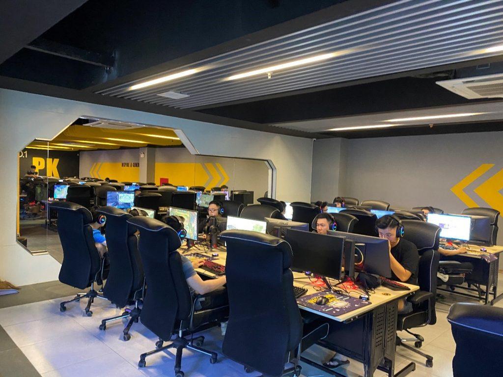 PK Gaming Center ngoại giao đoàn 3