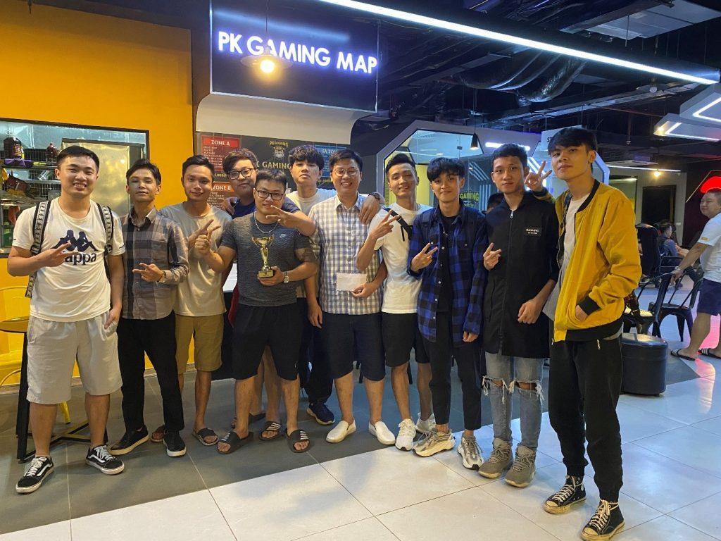 PK Gaming Center ngoại giao đoàn 7