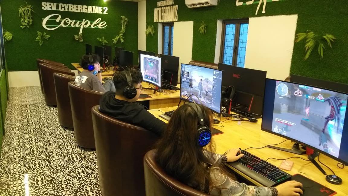 hình ảnh tại SEV Cyber Game