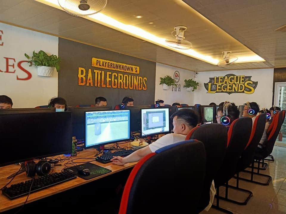 hình ảnh tại SEV Cyber Game 1
