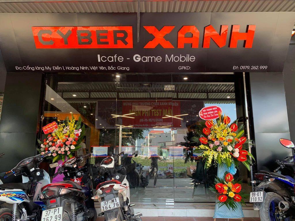 dự án Cyber Xanh My Điền