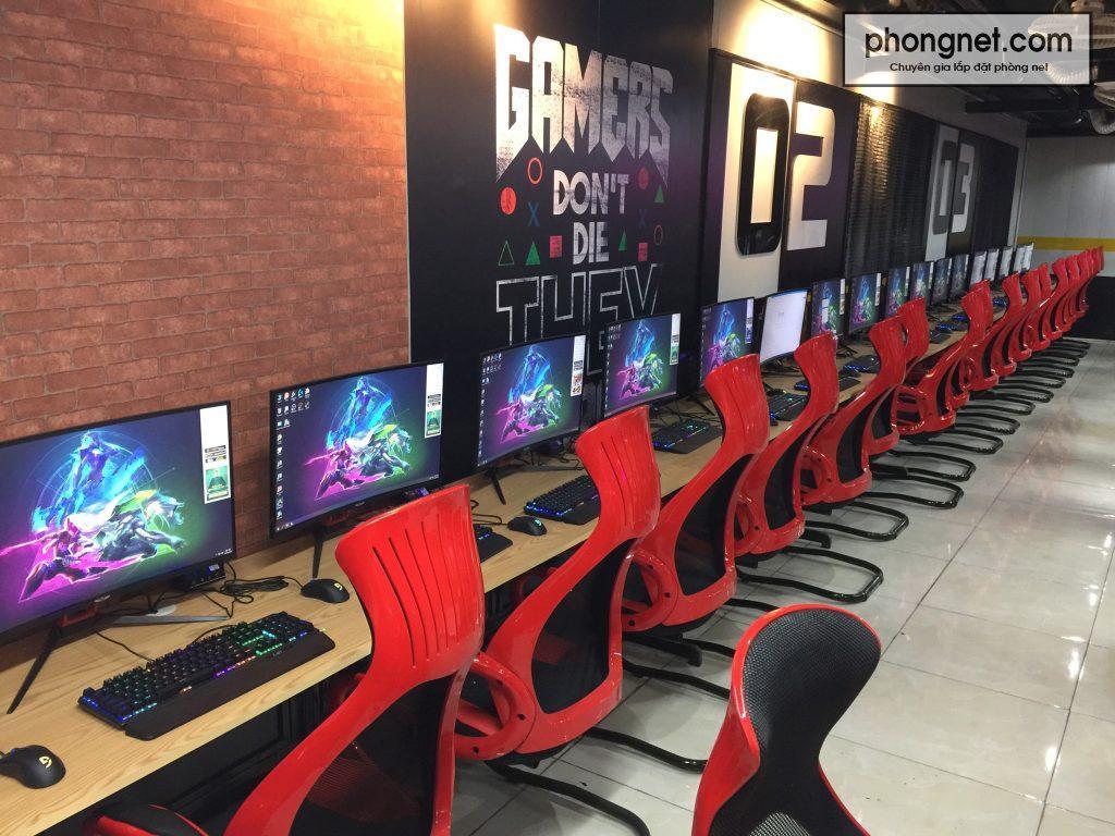 Ghế gaming PNG 602