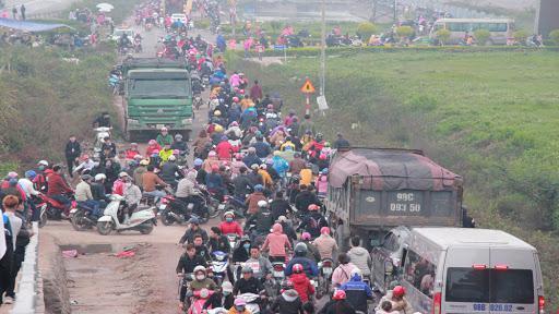 Hình ảnh khu công nghiệp Bắc Giang